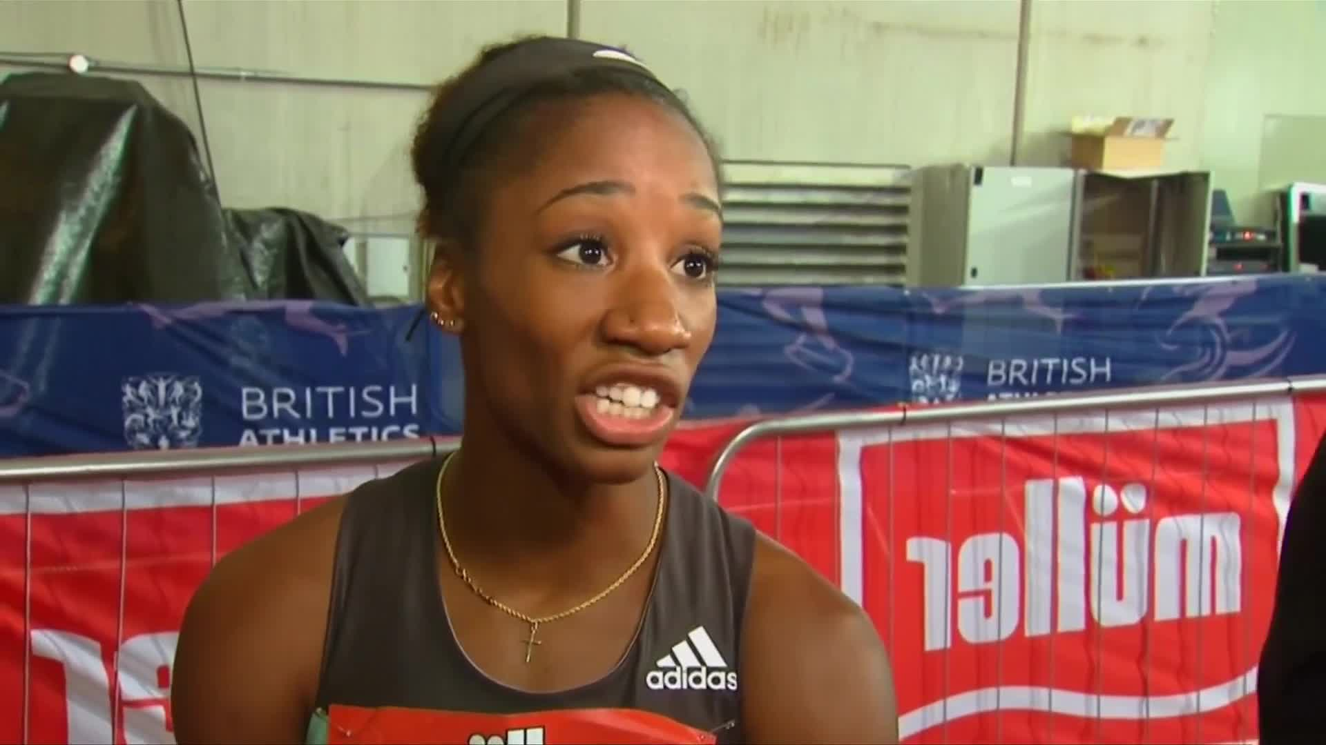 One of the best days in my life, says record breaker Kendra Harrison