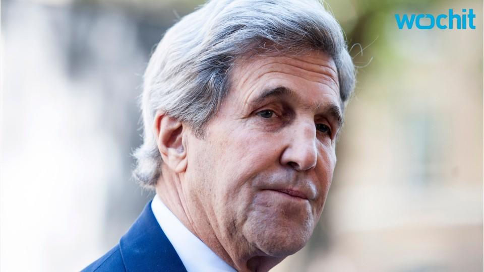 Kerry Travels Privately To Nice