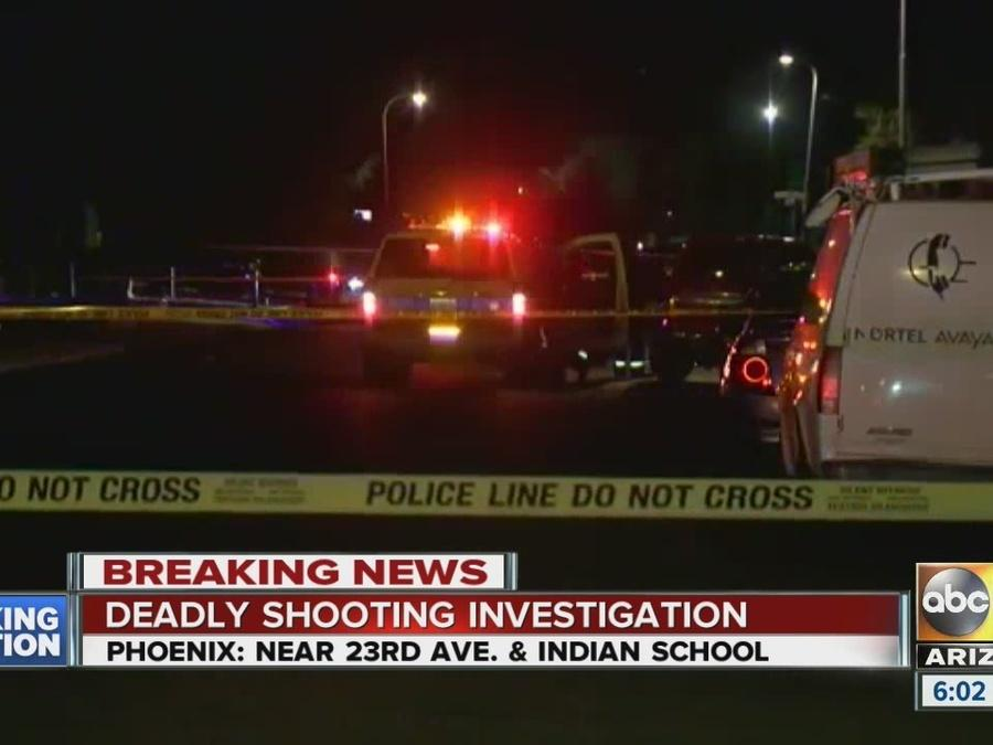 Police investigating homicide near Indian School Road