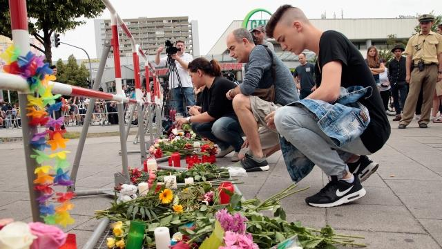 Munich Shooter Was Under Psychiatric Care. So How Did He Get a Gun?
