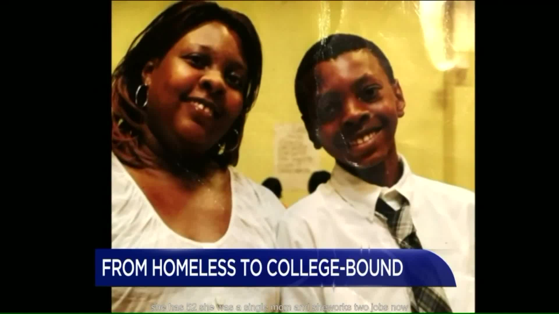 Homeless Teen Who Lived in Car Heads to College