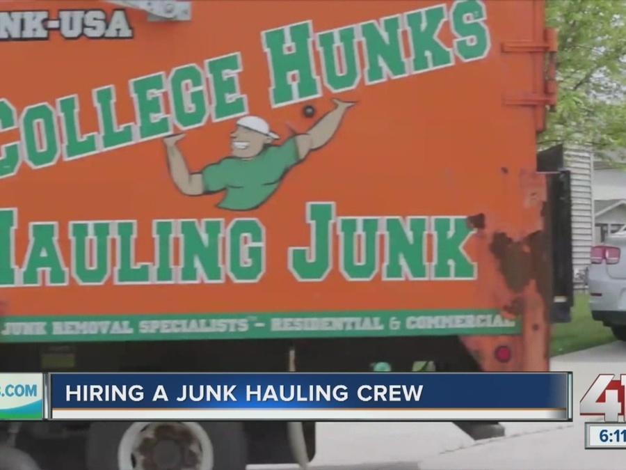 Angie's List: Hiring a junk hauling crew