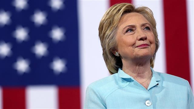 Hillary Clinton Attacks Trump's 'I Alone Can Fix It' Message