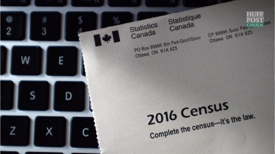 Canadians Filled The S**t Out Of The Census