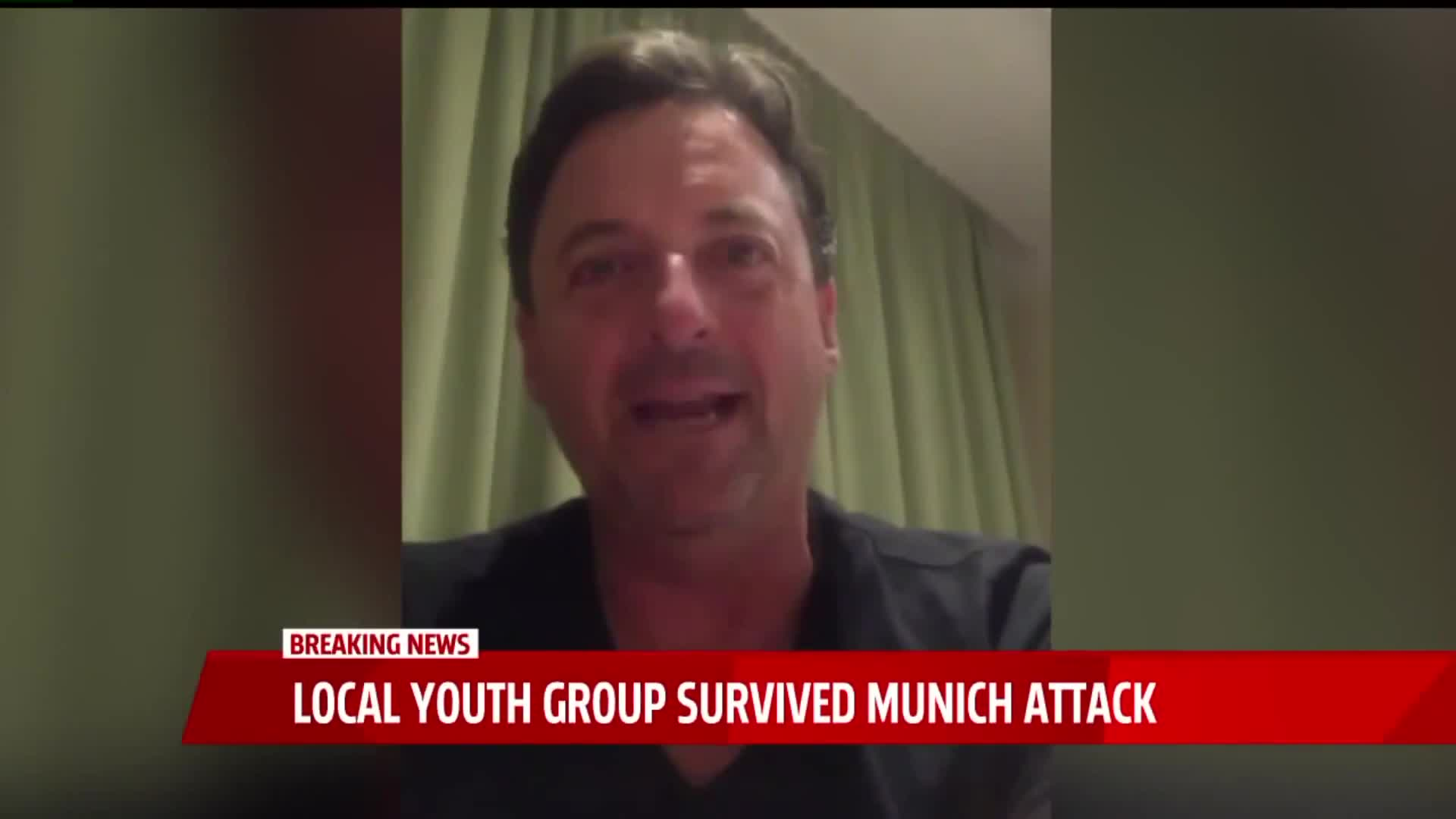Traveling California Church Youth Group Survived Munich Attack