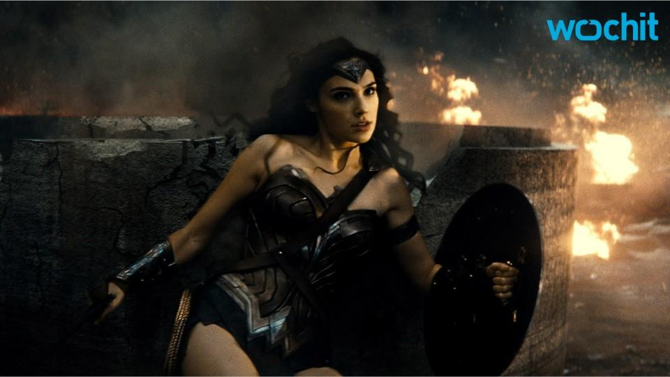 Trailer For Wonder Woman Just Released