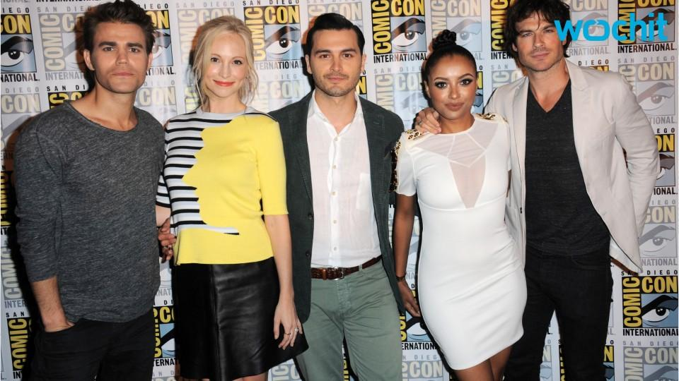 Vampire Diaries Will End After Season 8