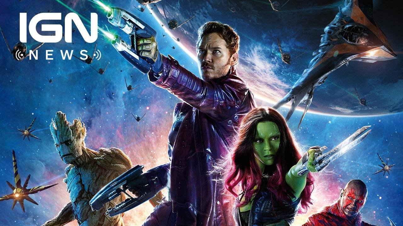 Guardians of the Galaxy Attraction Coming to Disneyland