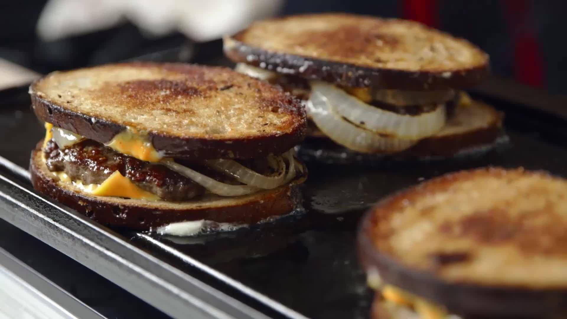 How to Make a Patty Melt