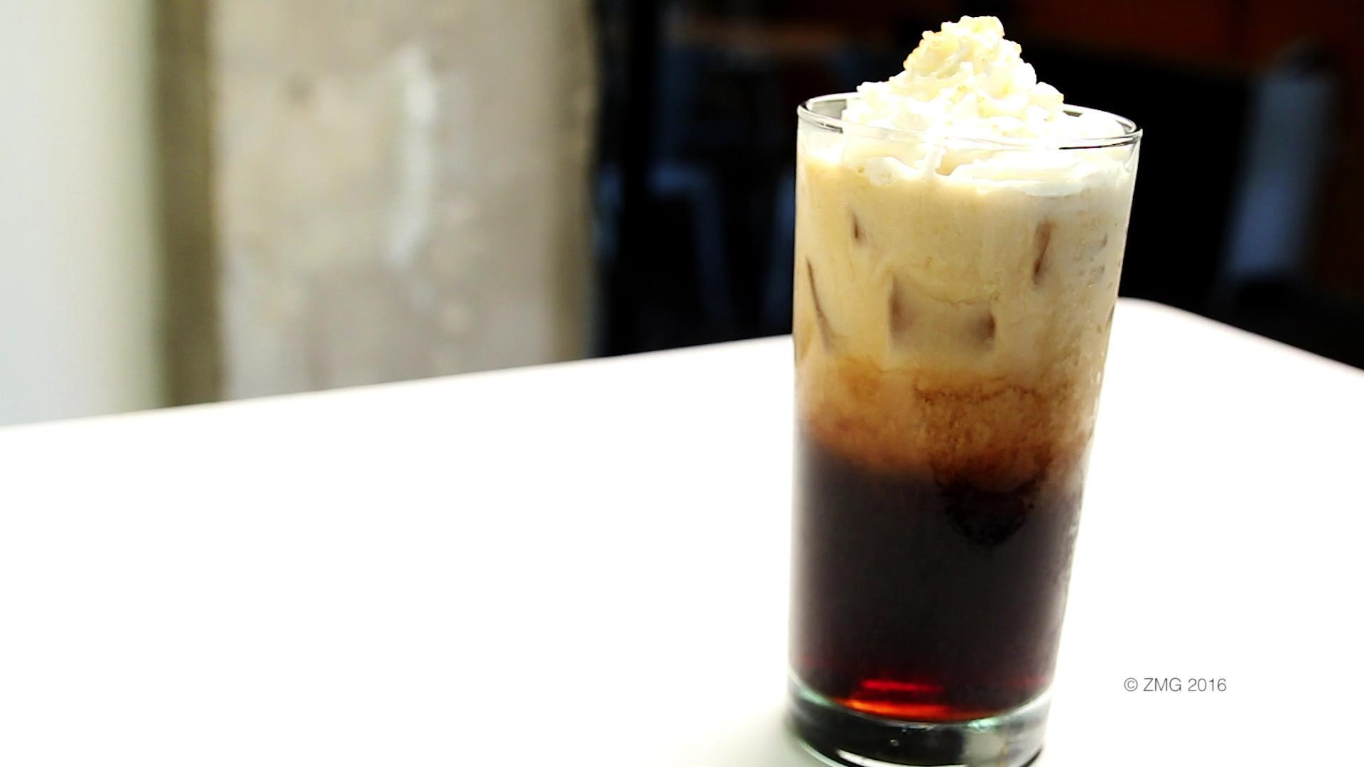 How to Make a Boozy Iced Coffee Cocktail
