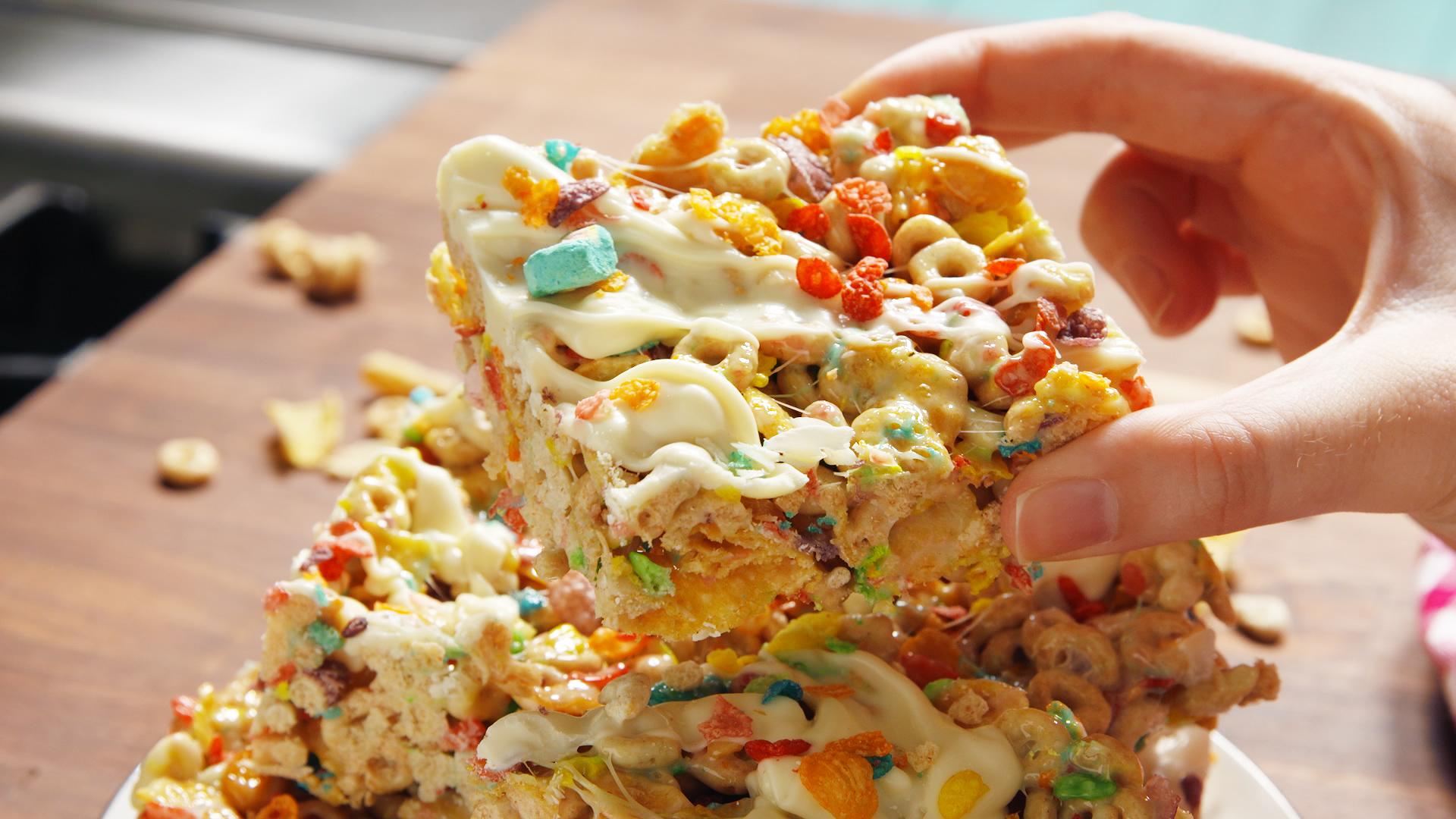 How to Make Cereal Killer Bars