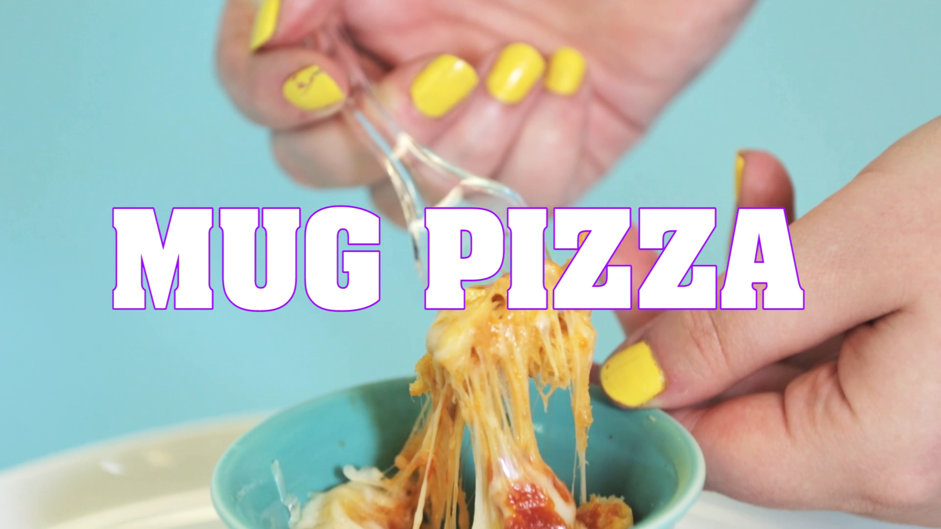 How to Make Mug Pizza