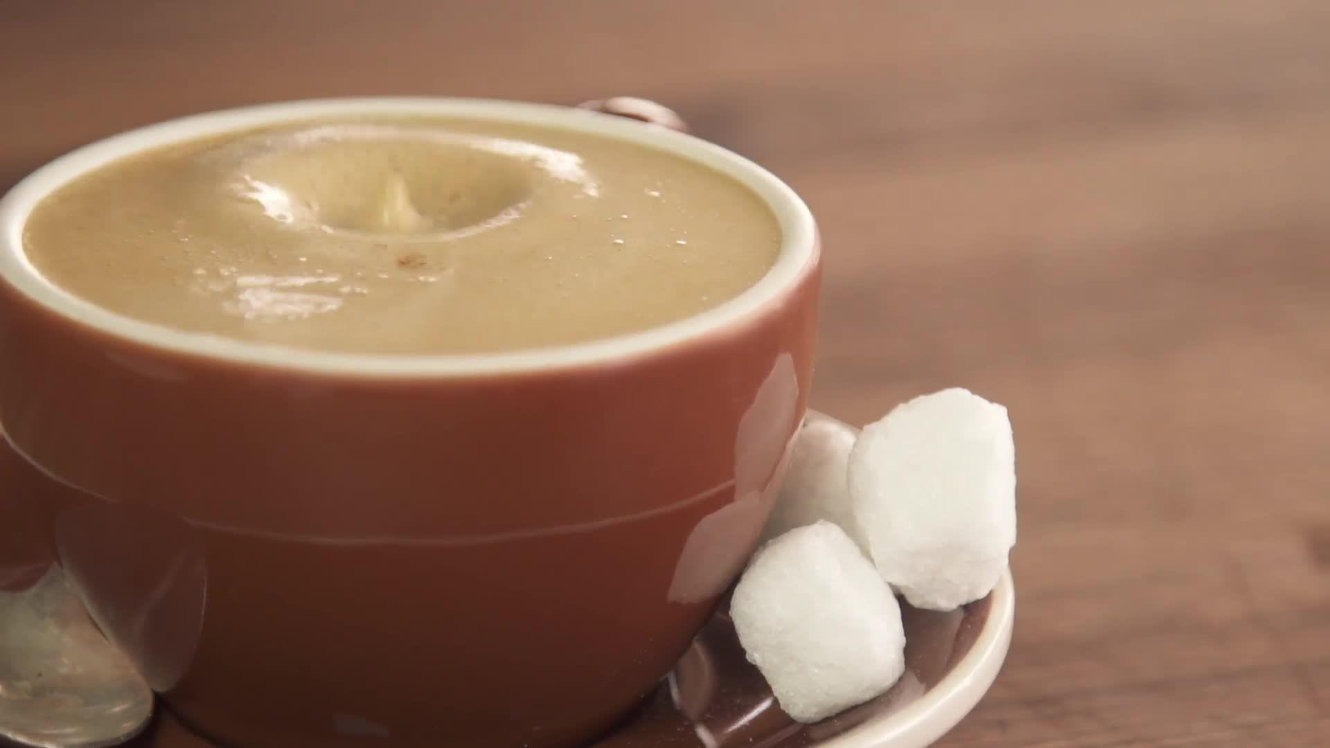 Science of Food: How to Make a Latte Without Milk or a Fancy Espresso Machine