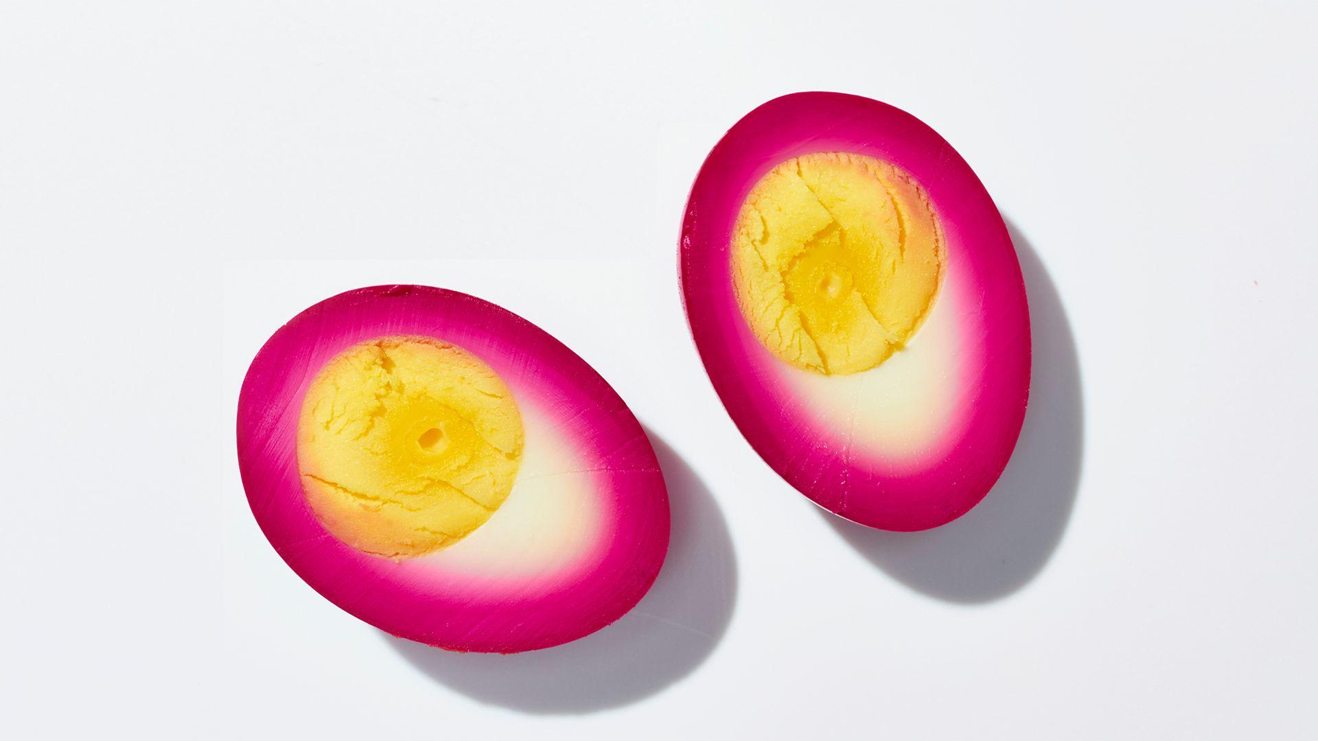 How to Make Beet-Pickled Eggs