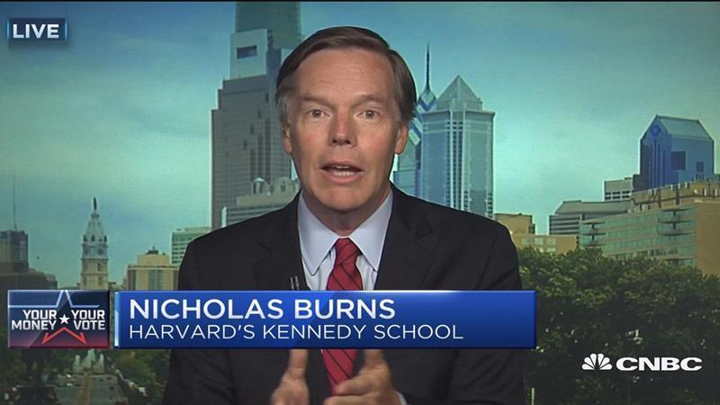 Trump's 'reckless' statements on NATO: Nicolas Burns