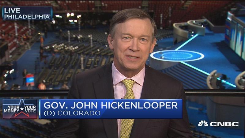 Gov. Hickenlooper: Is TPP good enough?