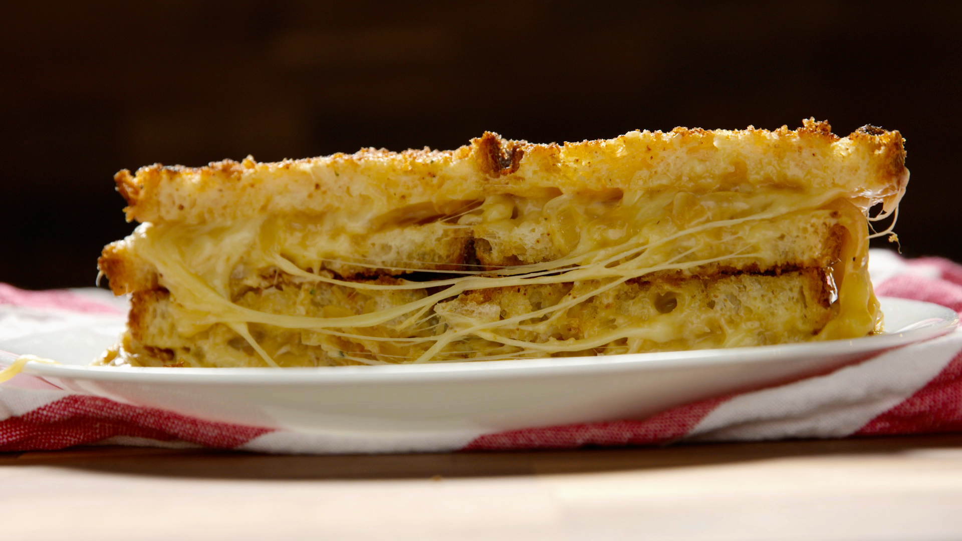French Onion Soup Grilled Cheese Recipe