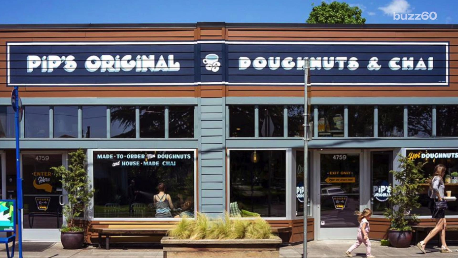 Donut Shop in Portland Angers Vegans