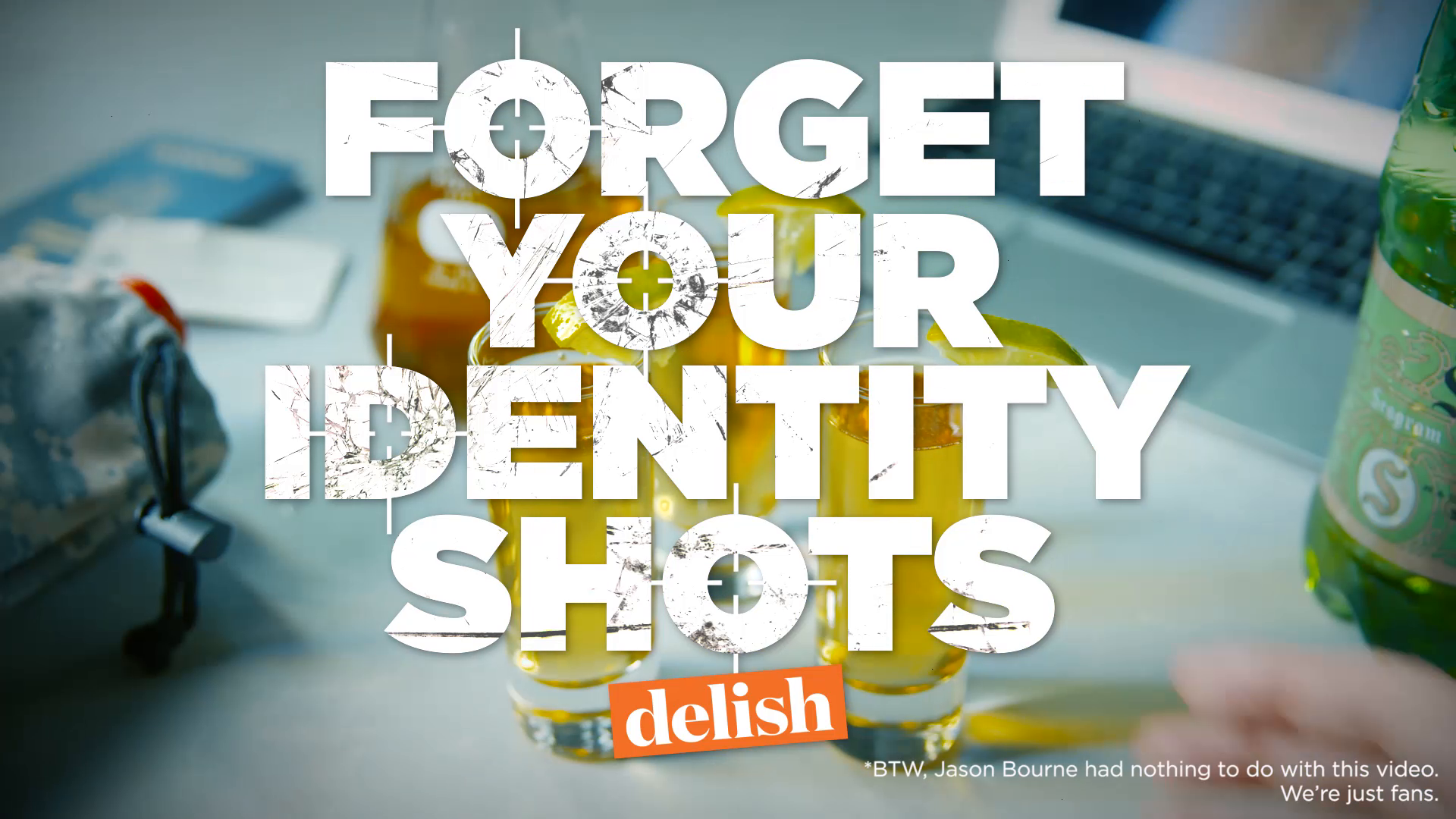 Forget Your Identity Shots