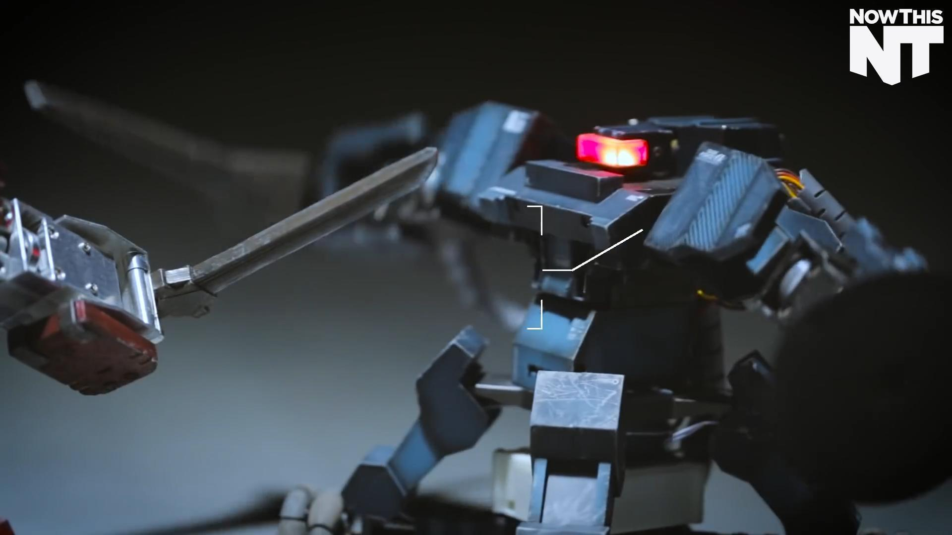 You Can Now Battle Robots You Customize To Your Liking