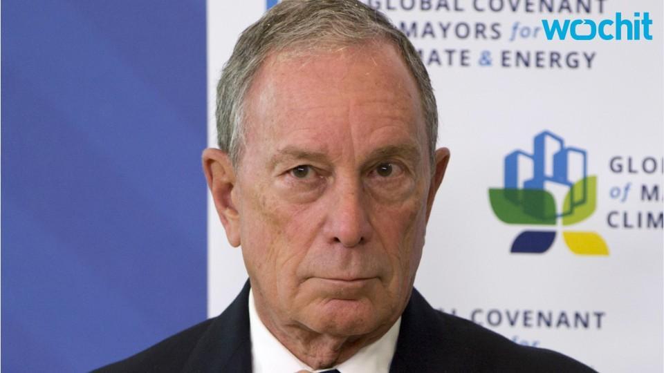 Bloomberg To Talk Trump's Economic Policy