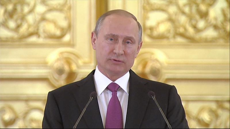 Putin: Olympic Victories Empty Without Russian Competitors