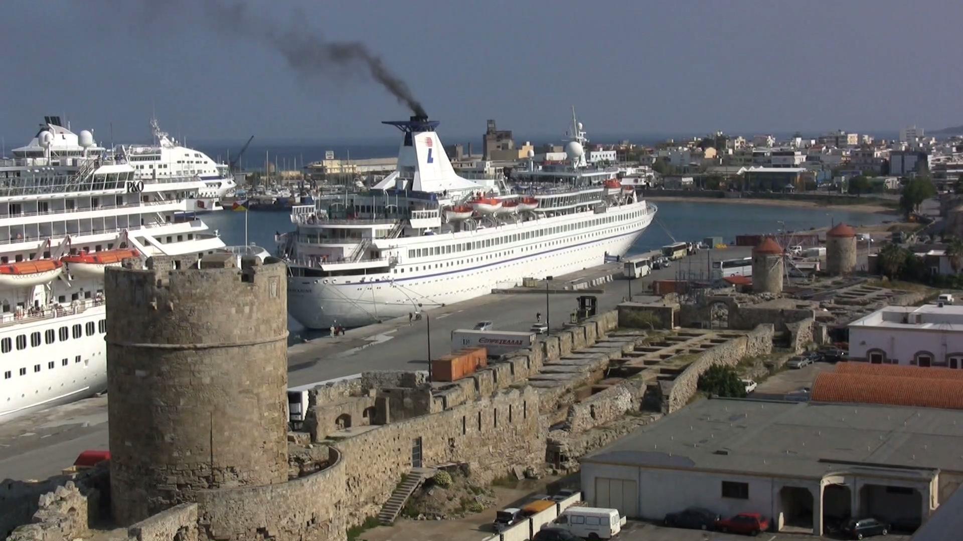 Most Dangerous Cruise Ship Destinations