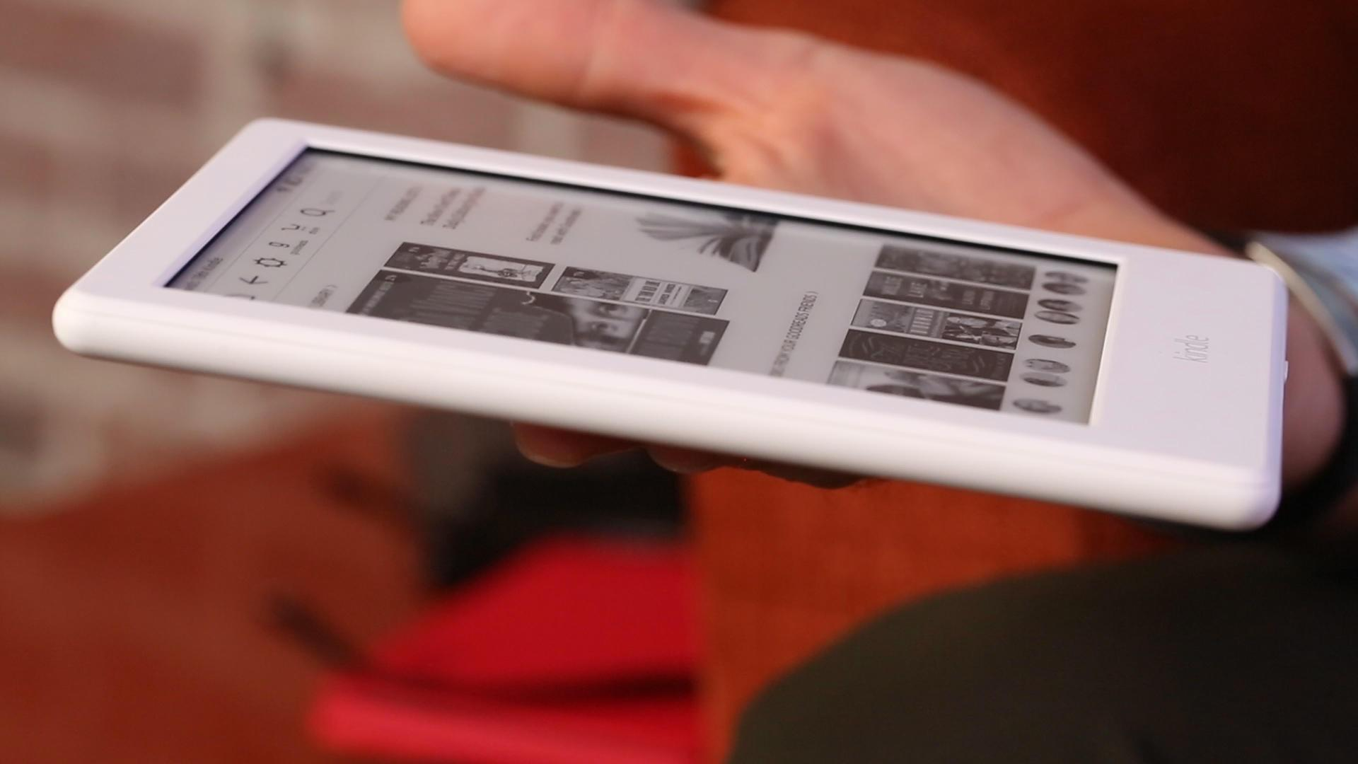 Amazon's cheapest Amazon Kindle e-reader trims down, adds Bluetooth feature for visually impaired readers