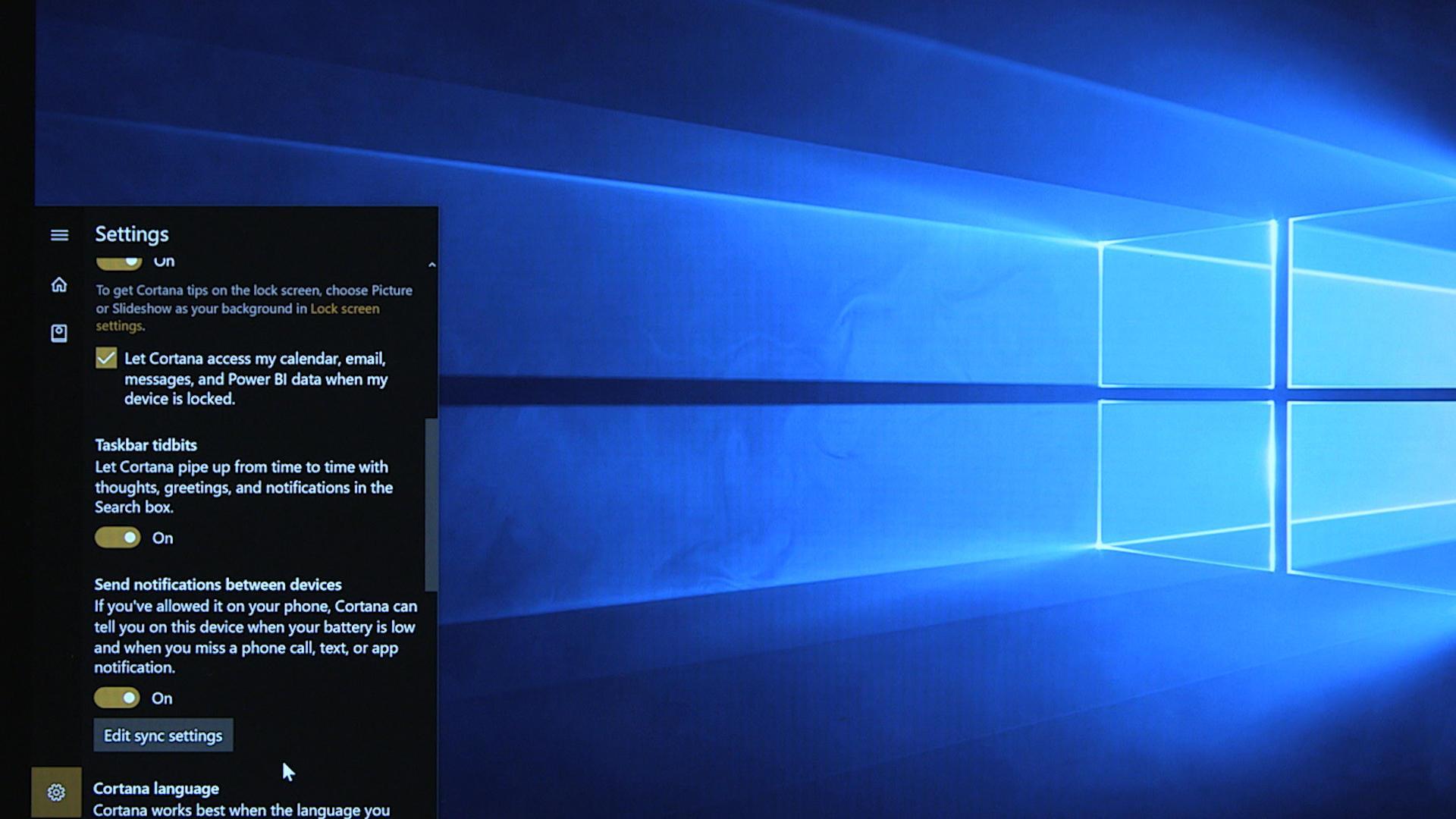 Cortana gets some new tricks in Windows 10