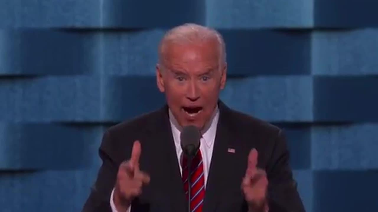 "Joe Biden Tells Democratic National Convention That Donald Trump ""Has No Clue About What Makes America Great"""