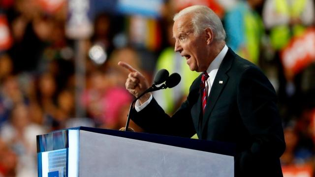 Joe Biden's DNC Speech Suggests Donald Trump 'Has No Clue'