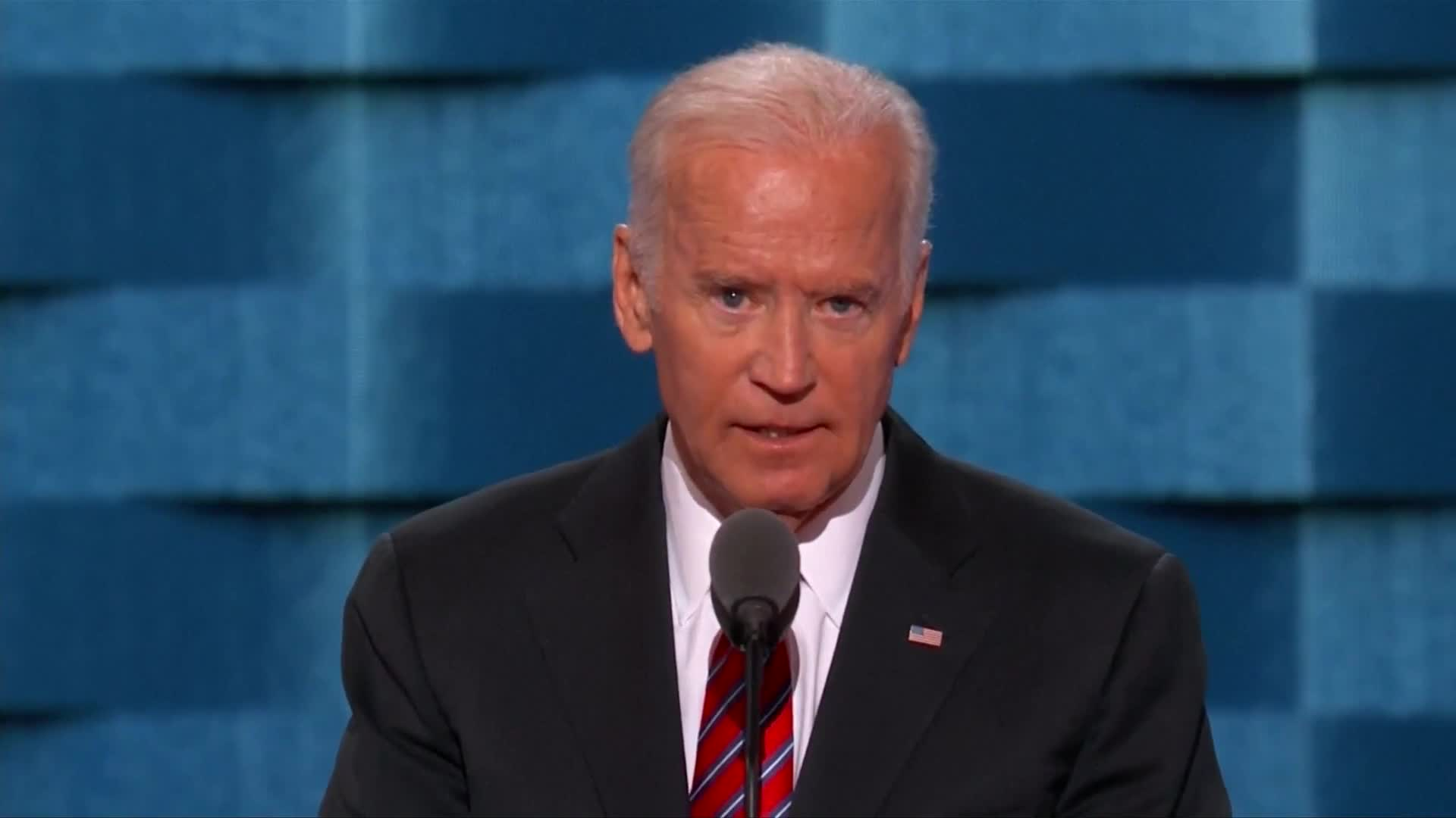 Biden attacks Trump on national security