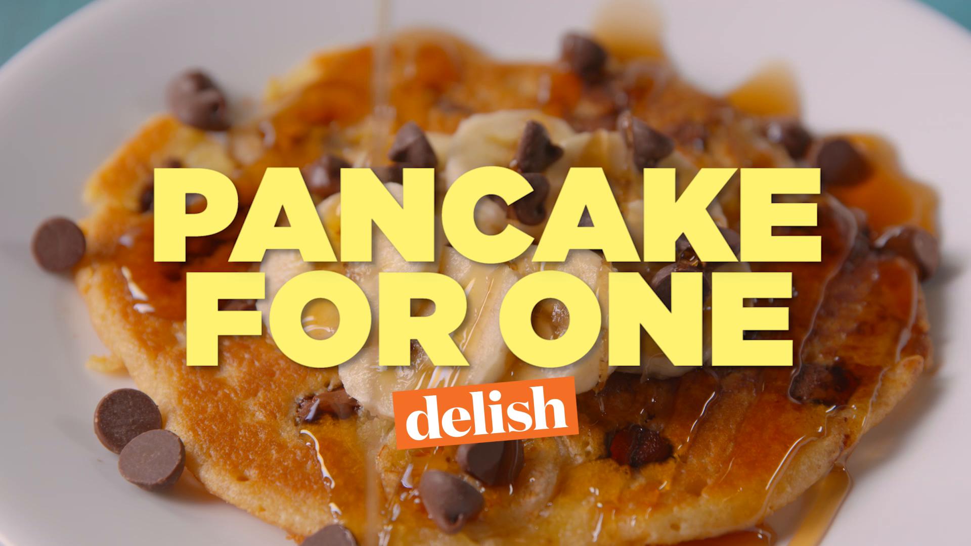 Pancake for One