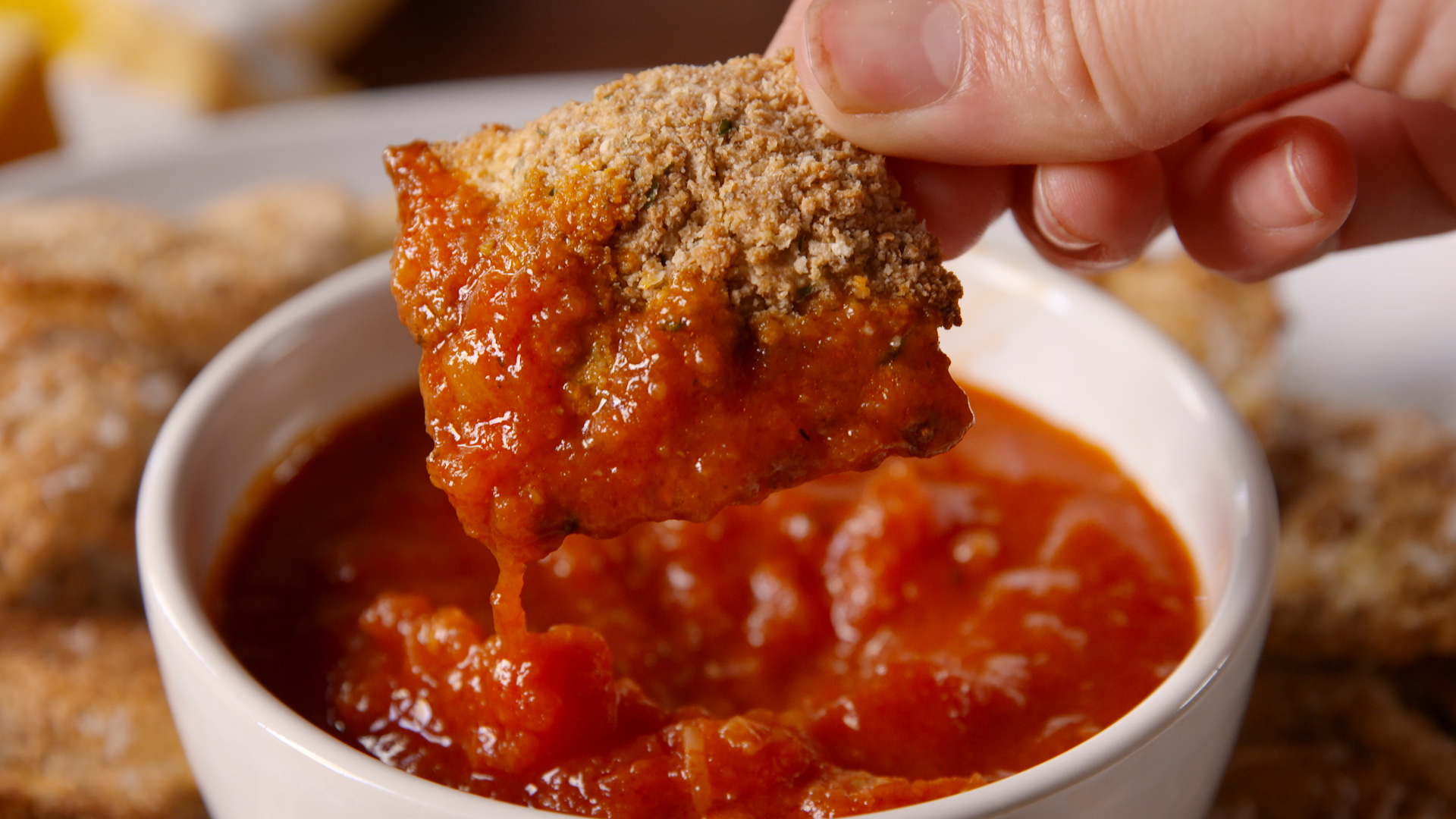 Toasted Ravioli Recipe