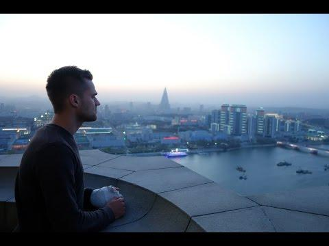 Travel Vlogger Records His Experience of Trip to North Korea