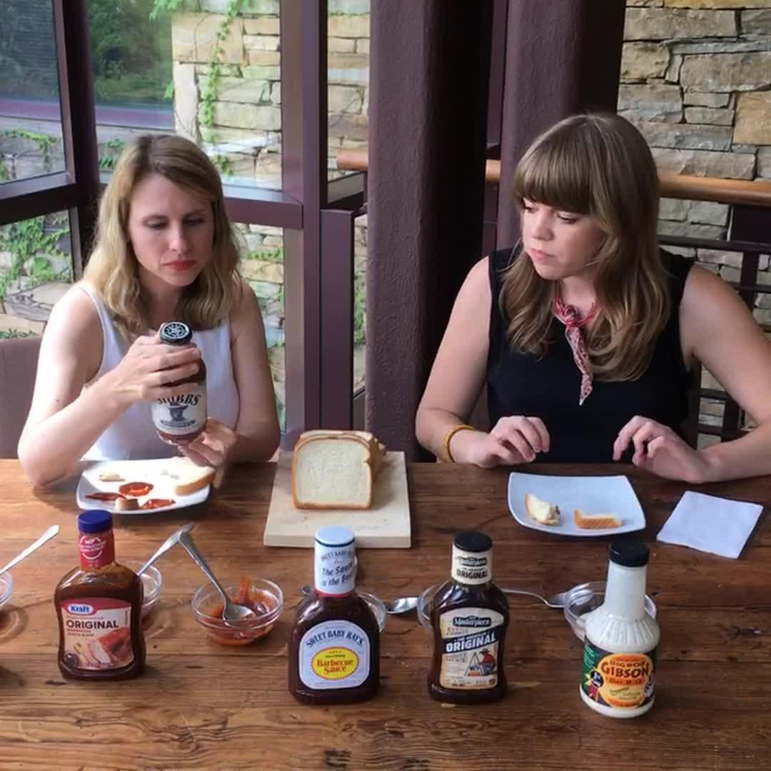 Live at Southern Living: Store-Bought Barbecue Sauce Smackdown