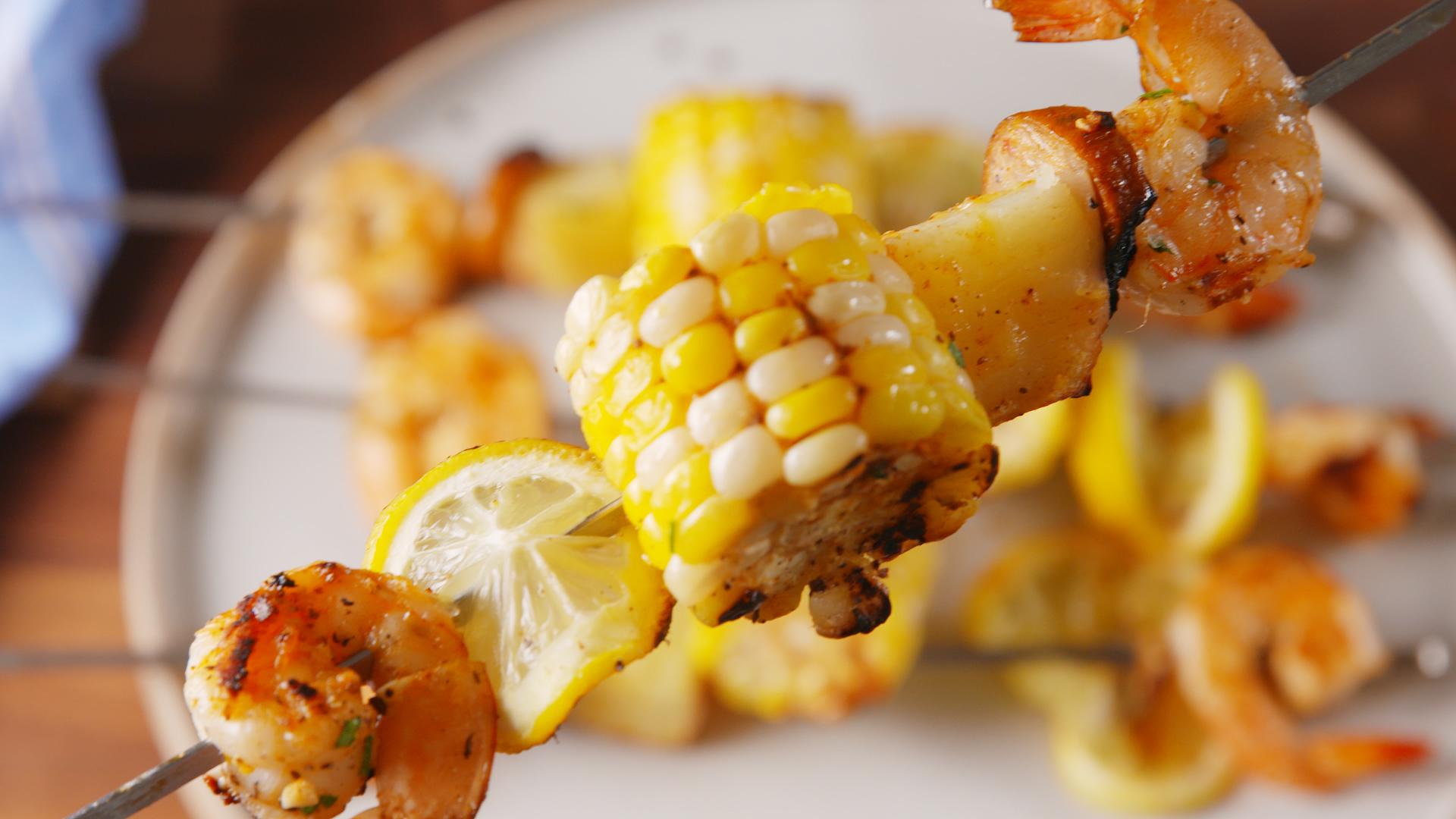 Party Shrimp Boil