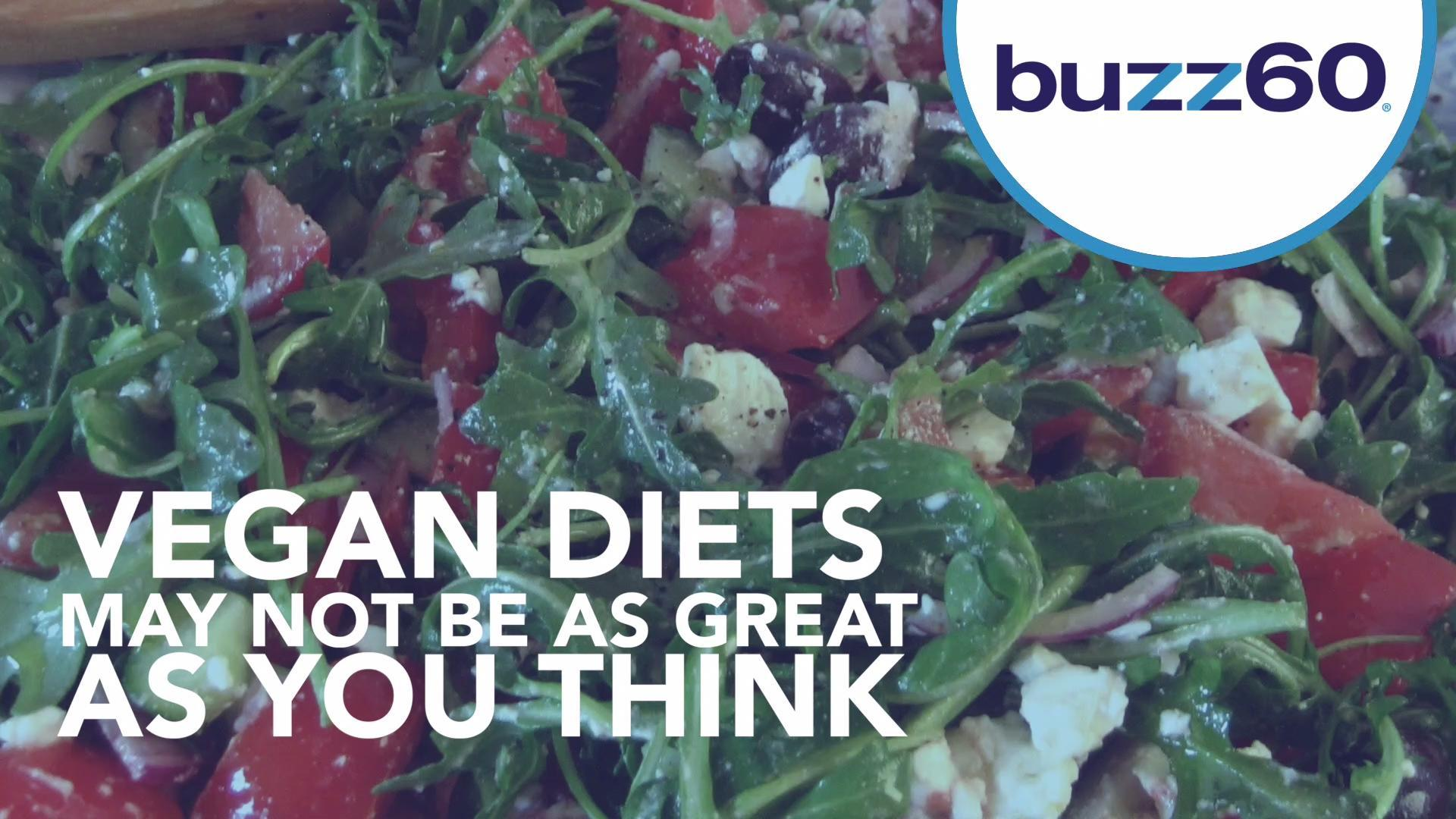 Vegan Diets May Not Be as Good as You Think
