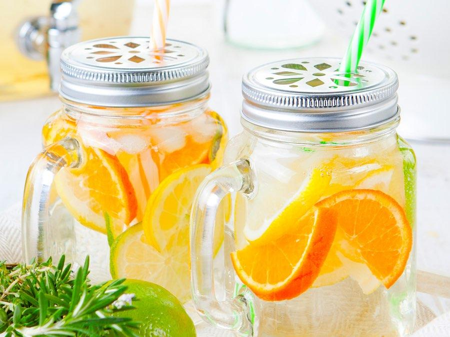 3 Healthy Fruit & Herb Infused Water Recipes