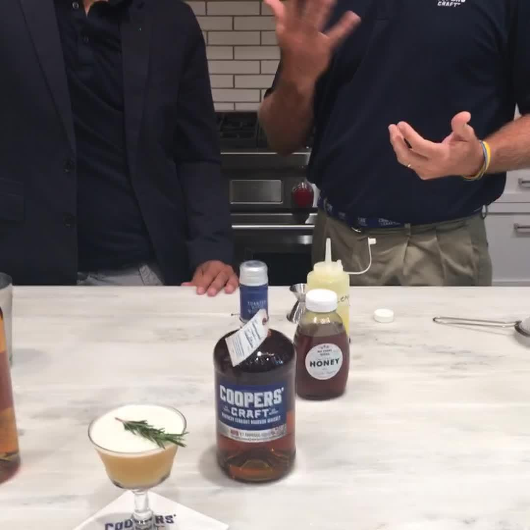 Live at Southern Living: Cocktails with Coopers' Craft Bourbon