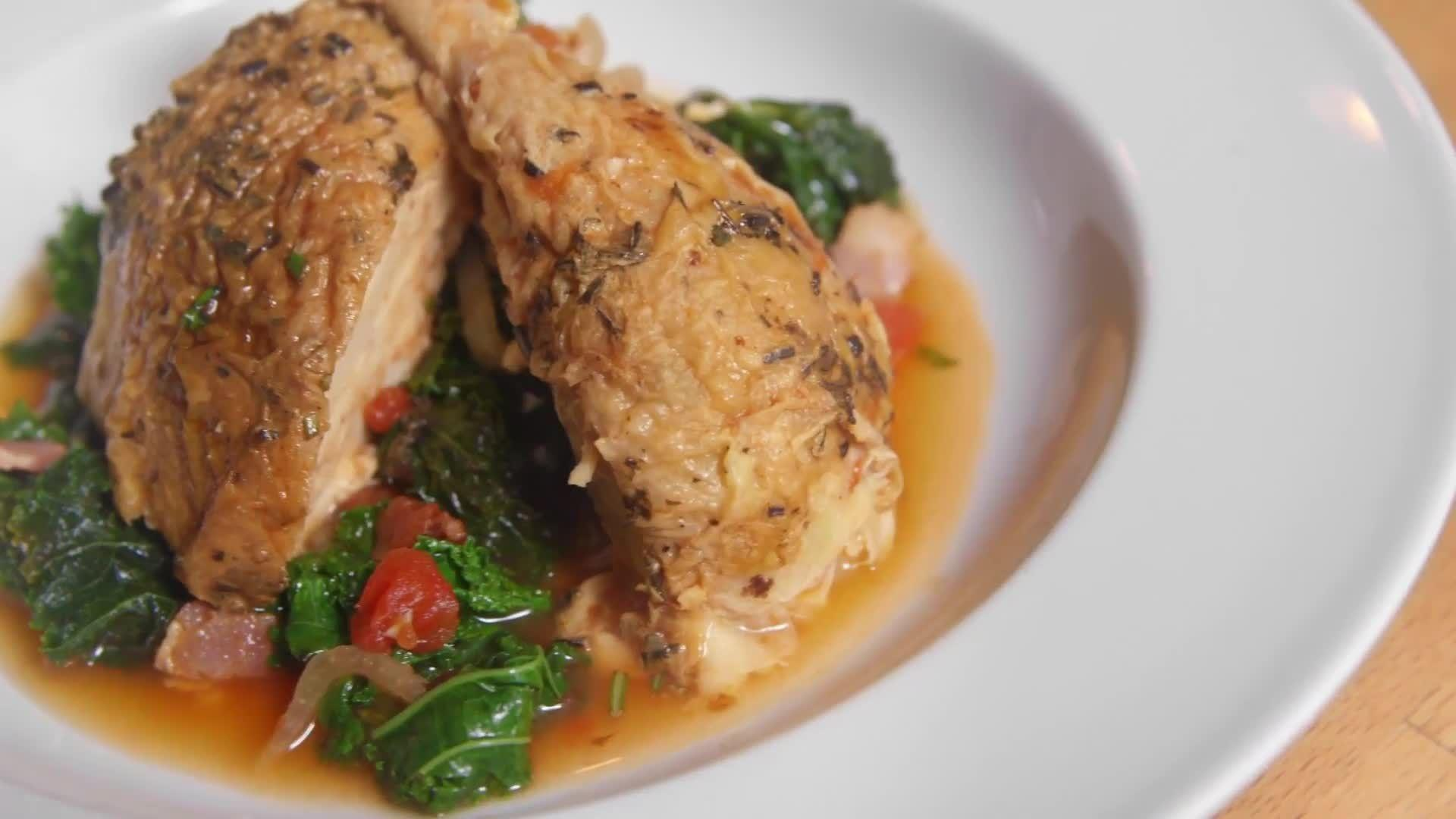 How to Make the Perfect Braised Chicken Dinner