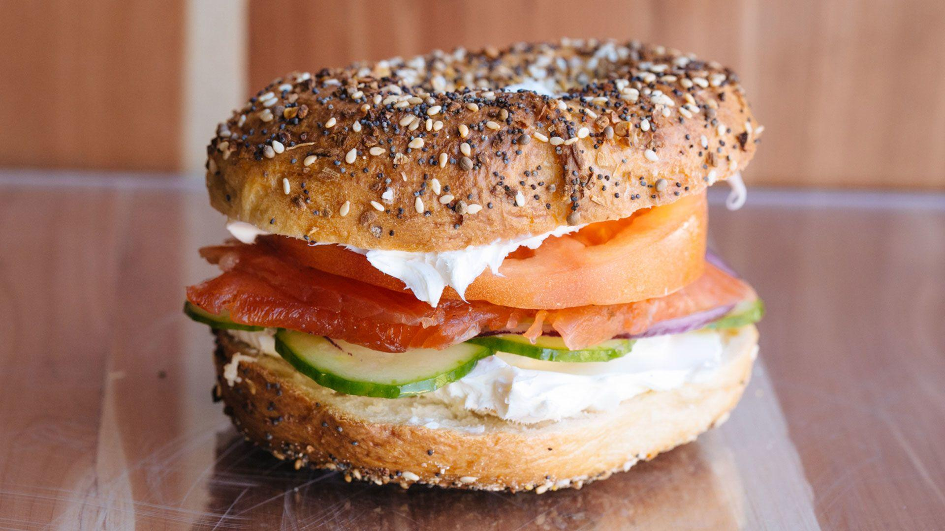 You Really Need to Try This Bagel