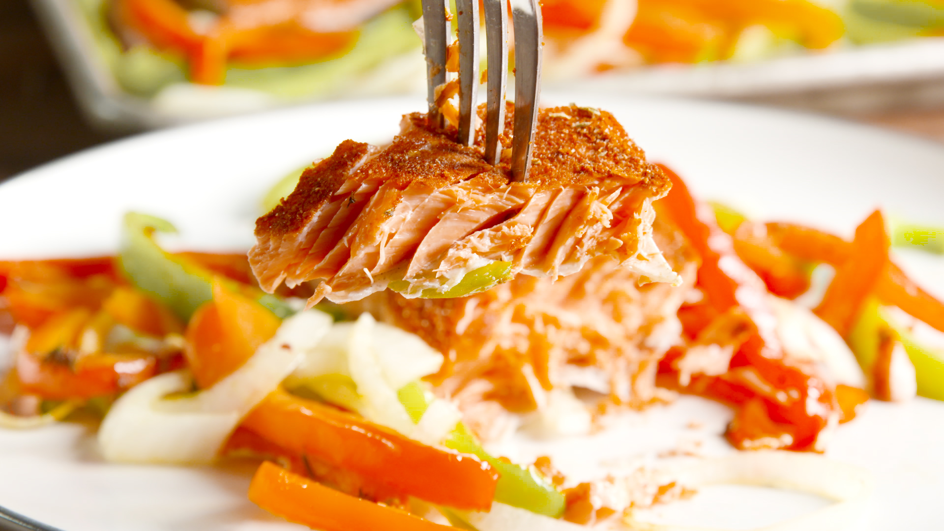 Baked Cajun Salmon Recipe