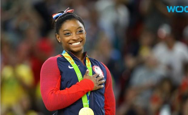 Simone Biles Wins Her Fouth Gold