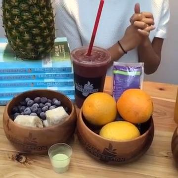Learn How to Make 3 Juice Generation Drinks