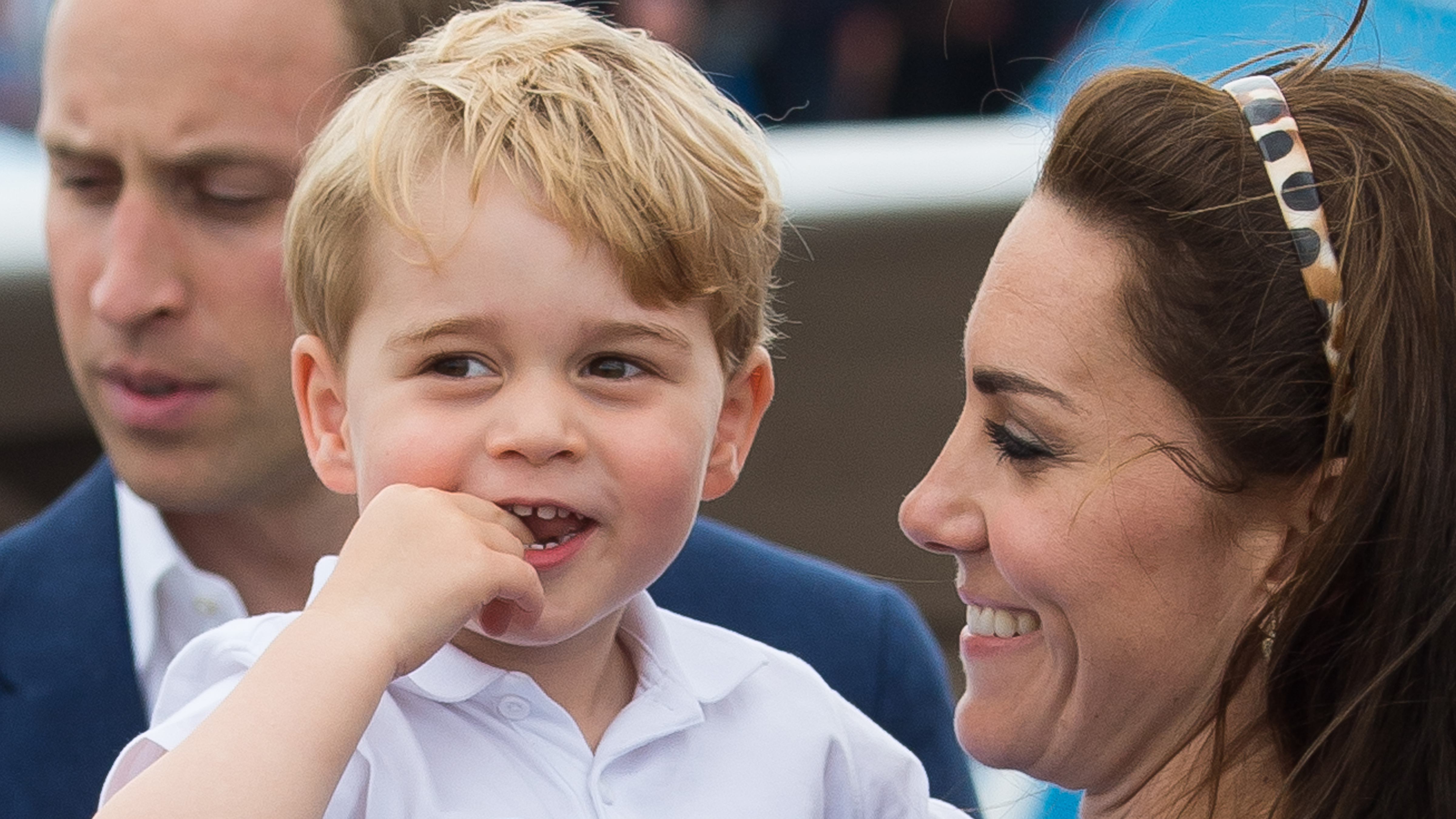 15 Times Prince George Was Adorable
