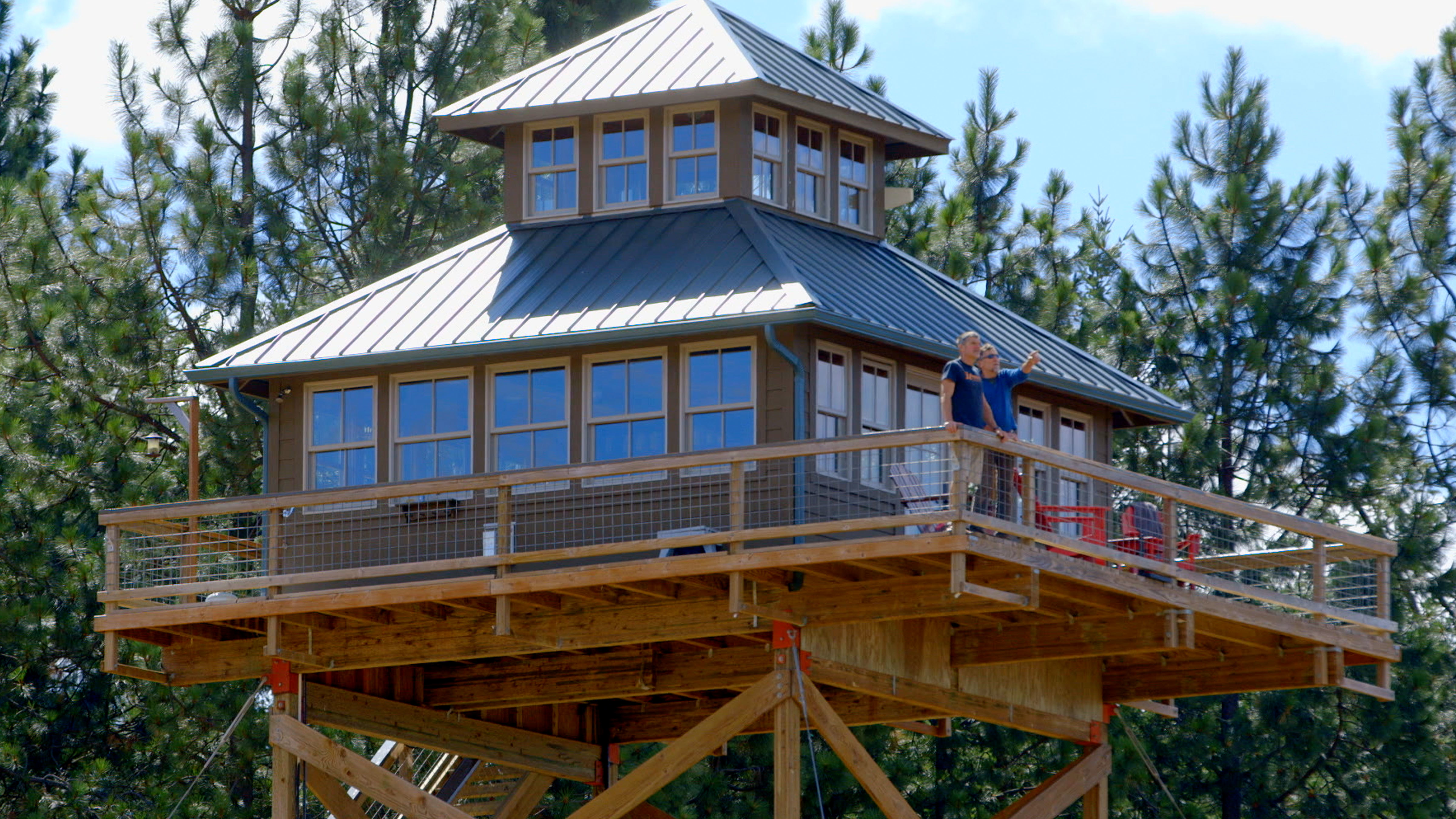 Treehouses Aren't Just for Kids Anymore
