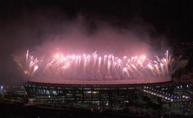 Rio Olympics Close With a Bang