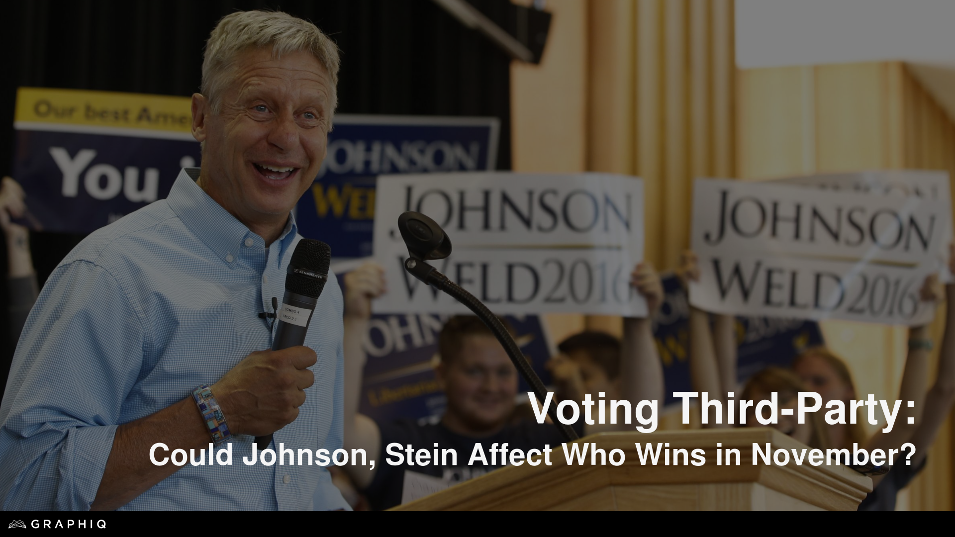 Voting Third-Party: Could Johnson, Stein Affect Who Wins in November?