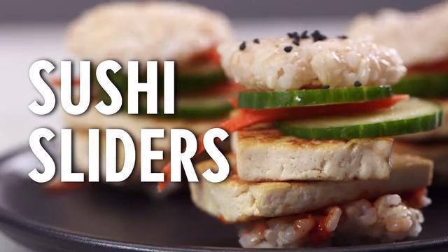 How to Make Sushi Sliders
